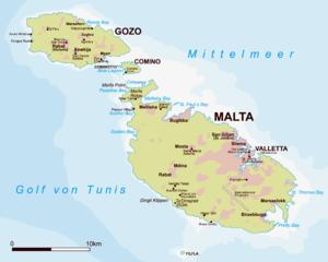Malta Deutsch