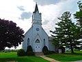 Mamre Moravian Church Milford, WI - panoramio.jpg