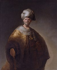 Man in Oriental Costume, by Rembrandt van Rijn.jpg