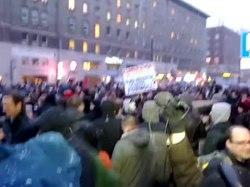 Manifestacja w Warszawie (Nie dla ACTA) 1.ogv