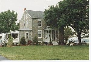 Carrollton Manor - Manor House on Manor Woods Road
