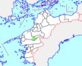 Map.Hijikawa-Town.Ehime.PNG