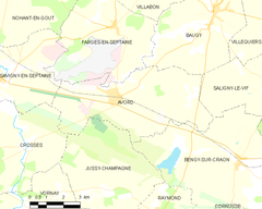 Map commune FR insee code 18018.png