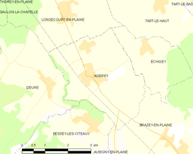 Map commune FR insee code 21005.png