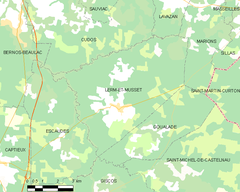 Map commune FR insee code 33239.png