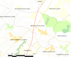 Map commune FR insee code 49022.png