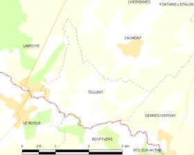 Map commune FR insee code 62822.png