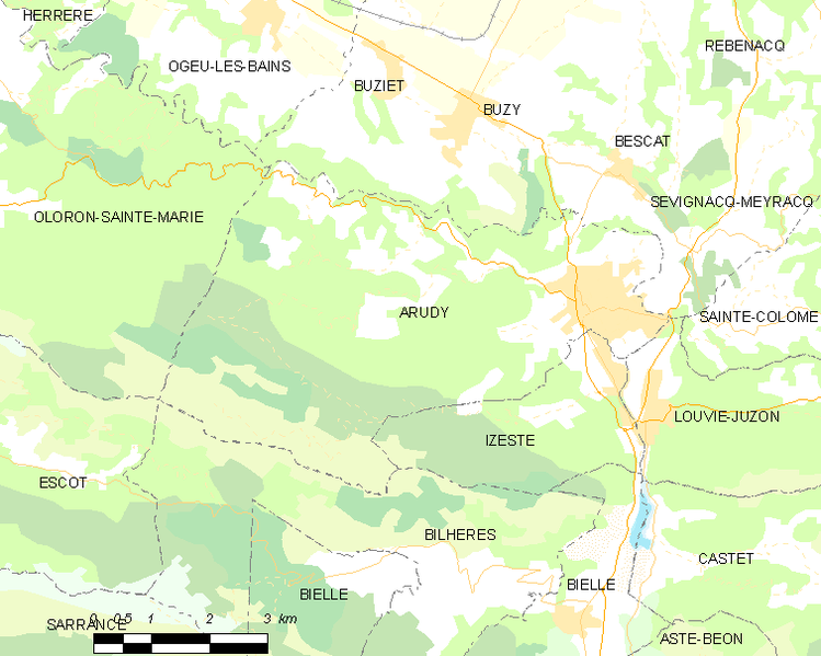 Fayl:Map commune FR insee code 64062.png