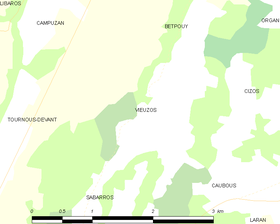 Map commune FR insee code 65468.png