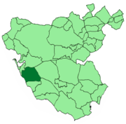 Map of Chiclana de la Frontera (Cádiz).png