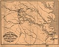 Map of the battle ground near Richmond, showing plainly, every point of interest of the late & present position of the Union army. LOC 99446365.jpg