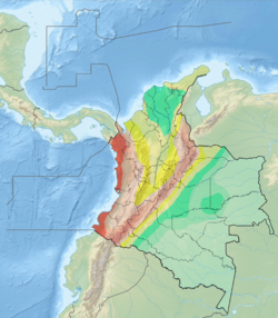 List of earthquakes in colombia wikipedia list of earthquakes in colombia from wikipedia gumiabroncs Images