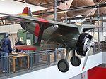 Maqueta d'avió Polikarpov l-15 (Xato) 1.jpg