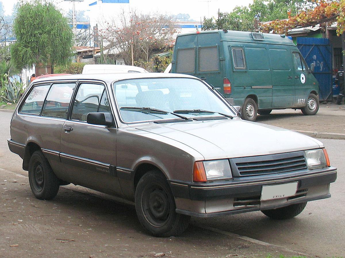 2d15ff53389 Chevrolet Marajó – Wikipédia