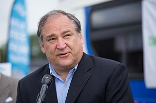 Marc Elrich American politician from Maryland