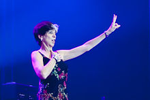 Marcia Ball in concert (2011)