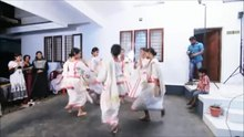 പ്രമാണം:Margamkali - Saint Thomas Christian dance form.webm