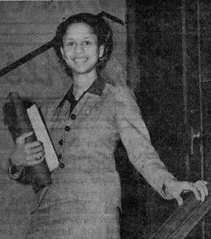 Margaret Bush Wilson - Margaret Bush Wilson, 1941