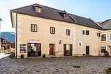 Maria Saal Domplatz 7 Mesnerhaus und Domshop-Café N-Ansicht 31102018 5269.jpg