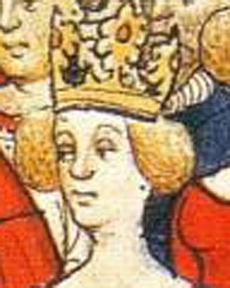 Marie of Brabant, Queen of France - Image: Mariaof Brabant
