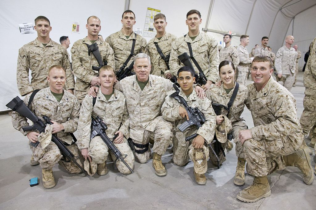 File:Marine Corps Commandant Visits Afghanistan for Christmas ...