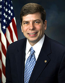 Mark Begich, official Senate photo portrait, 2009.jpg