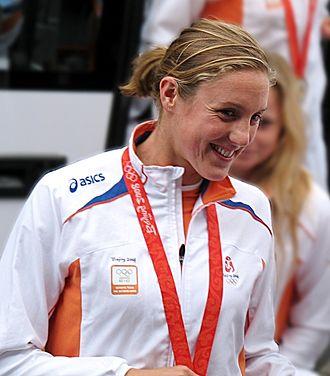 Marleen Veldhuis - Veldhuis in 2008