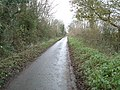 Marshcroft Lane on a damp December day - geograph.org.uk - 87554.jpg
