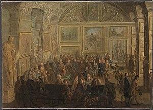 Académie Royale De Peinture Et De Sculpture Wikipedia