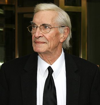 Martin Landau at the 2008 Toronto Internationa...