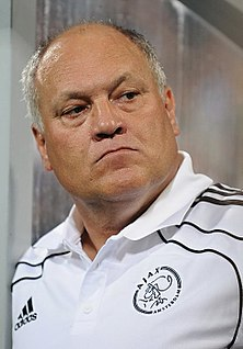 Martin Jol Dutch association football player and manager