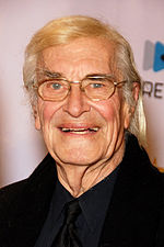 Photo of Martin Landau in 2010.