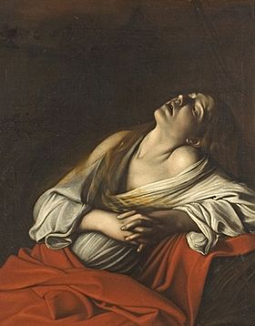 Mary Magdalen in Ecstasy - Wikipedia