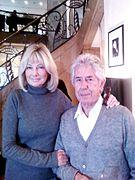 Maryse et Philippe Gildas Paris 2010.jpg