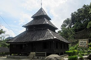 Tuo Kayu Jao Mosque - Overview