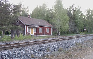 Masku railway station Former railway station in Masku, Finland