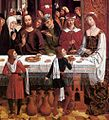 Master Of The Catholic Kings - The Marriage at Cana (detail) - WGA14520.jpg