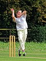 Matching Green CC v. Bishop's Stortford CC at Matching Green, Essex, England 06.jpg