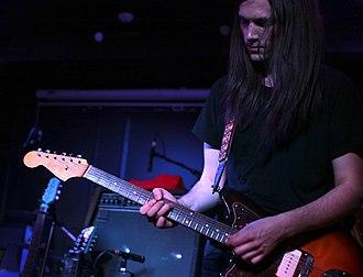 Wire (band) - Matt Simms, 2013