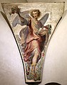 Matteo rosselli, angelo con fiori, 1615 ca., da s.m. maddalena de' pazzi, 01.jpg