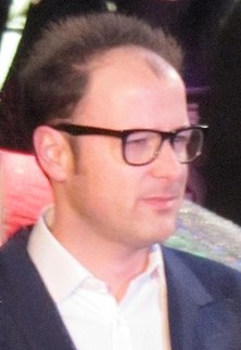 English film producer, director and screenwriter
