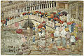 Maurice Brazil Prendergast - Umbrellas in the Rain - Google Art Project.jpg