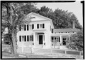 May 1968 GENERAL VIEW SOUTH (FRONT) FACADE - Francis Jelliff House, 212 Center Street, Southport, Fairfield County, CT HABS CONN,1-SOUPO,4-2.tif