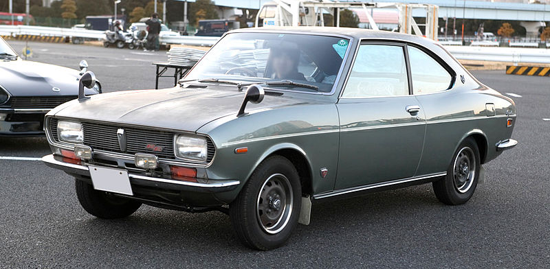 Japan Classic Car Gallery Mazda Rx 2