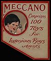 Meccano; Comprises 100 Toys for Ingenious Boys Agents. Wellcome L0074474.jpg