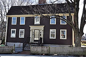 Edward Oakes House - Image: Medford MA Edward Oakes House