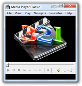 Media Player Classic Home