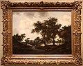 Meindert hobbema, il mulino ad acqua (paesaggio trevor), olanda 1667, 01.jpg