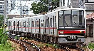 Meitetsu Seto Line rail line owned by Meitetsu in Japans Chubu region