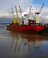 Mekhanik Pyatlin at New Holland Dock - IMO 8904434 (4362748112).jpg